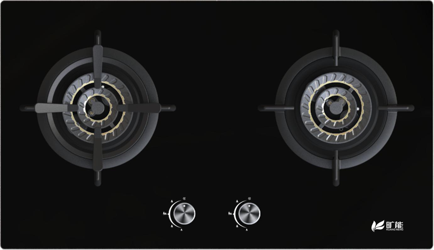 旷能燃气灶 JZT-Q011G